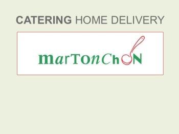 Catering y comida en casa